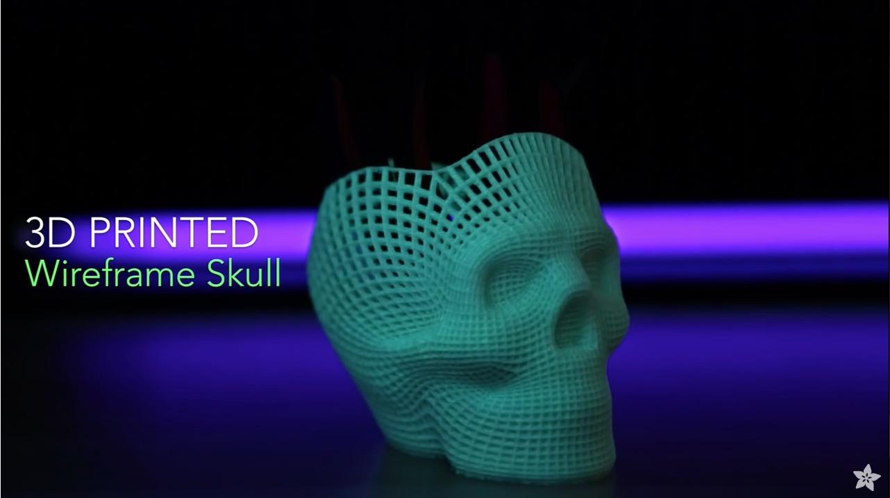 skull adafruit